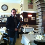 Photo taken at Ristorante Don Camillo - Casablanca by Anton-Marco S. on 11/15/2011