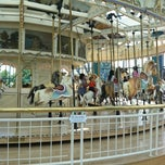 Photo taken at The Carousel @ Carousel Center by Matt H. on 8/6/2012