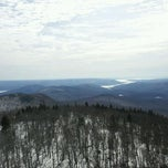 Photo taken at Hadley Mtn Firetower by Christian M. on 3/12/2012