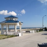 Photo taken at Sea Isle Promenade by Sam Y. on 6/23/2012