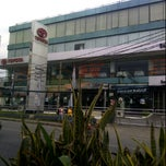 Photo taken at TOYOTA PT Setiajaya Mobilindo by Bagus A. on 12/26/2011