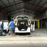 Photo taken at Bali Wisata Automatic Car Wash by Wiznu H. on 9/11/2011