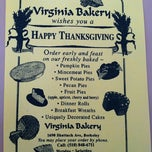 Photo taken at Virginia Bakery by Ira S. on 11/9/2011