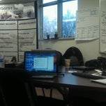Photo taken at Persistent Surveillance Systems by Evan S. on 1/26/2012