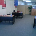 Photo taken at Jackson Hewitt Tax Service by Frank N. on 3/16/2012