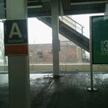 Photo taken at CTA - Ashland by Gordo G. on 1/12/2012