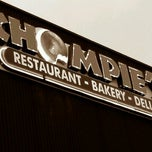 Photo taken at Chompie's Deli Restaurant & Bakery by Tom S. on 11/20/2011