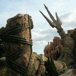 Photo taken at Poseidon's Fury by Simone B. on 1/10/2012