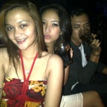 Photo taken at Barcode Outdoor Terrace & Pre-Club by Reitha Ananda D. on 1/7/2012