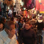 Photo taken at Tianguis Escuadron 201 by pedro g. on 10/30/2011