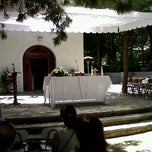 Photo taken at Santuario Schoenstatt Los Pinos by Nicolas H. on 11/20/2011