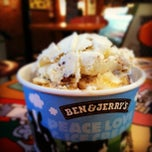 Photo taken at Ben & Jerry's by George M. on 12/4/2011