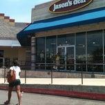 Photo taken at Jason's Deli by Venus J. on 6/5/2012