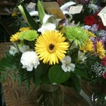 Photo taken at Seeley Florist by Art M. on 5/12/2012