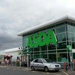 Photo taken at Asda by Danuta B. on 8/9/2012