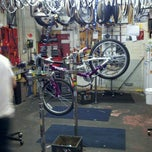 Photo taken at Joe's Bike Shop - Mt Washington by Matthew B. on 10/2/2011