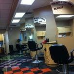 Photo taken at Hairspraye by Tom W. on 8/15/2011