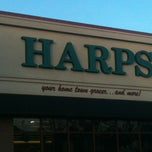 Photo taken at Harp's Food Stores by Amanda S. on 1/1/2012