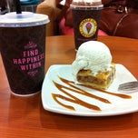Photo taken at Marble Slab Creamery by Vignesh K. on 5/10/2011