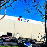 Photo taken at SDV International Logistics by TONY A. on 1/24/2012