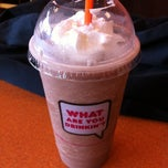 Photo taken at Dunkin' Donuts by Andrew C. on 9/2/2011