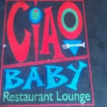 Photo taken at Ciao Baby Restaurant & Lounge - Massapequa by andrew t. on 10/16/2011