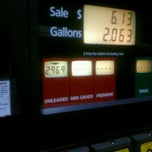 Photo taken at Kroger Fuel by Mark M. on 12/15/2011