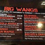 Photo taken at Big Wangs by Christina D. on 5/20/2012