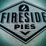 Photo taken at Fireside Pies by Israel D. on 5/28/2012
