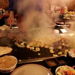 Photo taken at Tokyo Steak House by Thanya M. on 1/8/2012