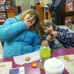 Photo taken at Dunkin Donuts by James T. on 1/27/2012