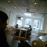 Photo taken at We Create NYC by Joshua N. on 11/11/2011