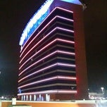 Photo taken at MotorCity Casino Hotel by m M. on 9/20/2011