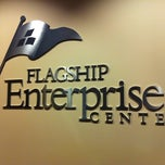 Photo taken at Flagship Enterprise Center by Luke R. on 8/22/2011