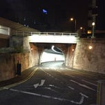 Photo taken at Birkenhead Tunnel Dock Exit by 👸 Teresa Tregonwell T. on 5/25/2012