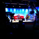 Photo taken at Metropol TV by Lada B. on 4/24/2012