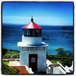 Photo taken at Trinidad Memorial Lighthouse by Jeremy W. on 6/6/2012