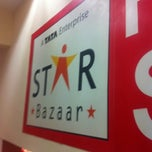 Photo taken at Star India Bazaar by Rahul P. on 3/15/2012