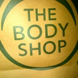 Photo taken at The Body Shop Mal Ciputra by Astuti B. on 9/11/2012