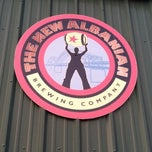 Photo taken at New Albanian Brewing Company by Dan S. on 3/7/2012