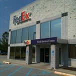 Photo taken at FedEx Ship Center by BAH on 7/16/2012