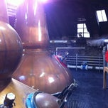 Photo taken at Strathisla Distillery by Yury S. on 2/20/2012