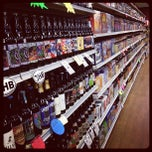 Photo taken at The Liquor Shop by Matt L. on 3/9/2012