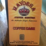 Photo taken at Mayorga Coffee Roasters by M.C. R. on 9/11/2011