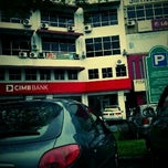 Photo taken at CIMB Bank by tul s. on 10/31/2011