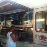 Photo taken at La Mesa Food Truck Gathering by Matt M. on 7/7/2012
