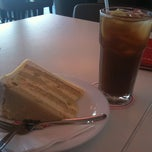 Photo taken at Secret Recipe by Lim V. on 4/8/2011