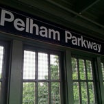 Photo taken at MTA Subway - Pelham Parkway (2/5) by Christian A. on 8/5/2012