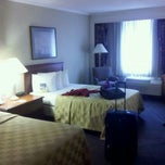 Photo taken at Best Western Lehigh Valley Hotel & Conference Center by Nicholas M. on 9/24/2011