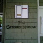 Photo taken at The Greene House by Teri M. on 9/30/2011